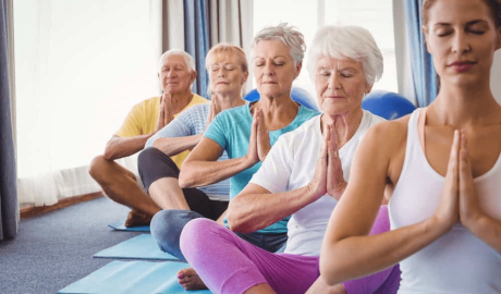 How Meditation Helps In Parkinson's Disease