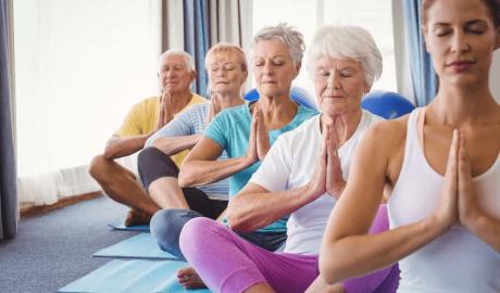 How Meditation Helps In Parkinson's Disease